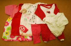 Bárányos csomag 45-50cm-es csecsemő alkatú játék  babáknak